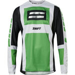 _Jersey Shift Whit3 Label Archival Verde/Negro | 24743-032 | Greenland MX_