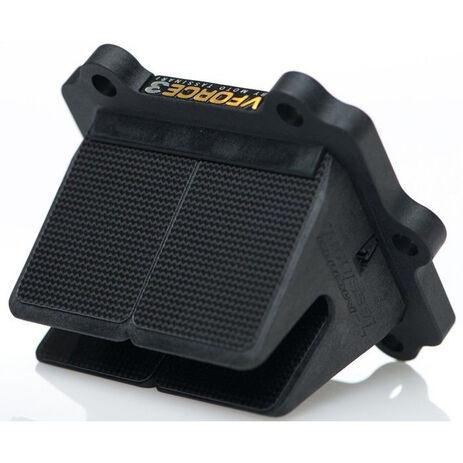 _Caja De Láminas Carbono V-Force 3 Suzuki RM 250 96-97/03-08 Yamaha YZ 250 97-15 | V307A | Greenland MX_