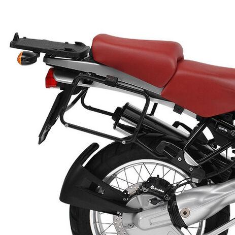 _Portamaletas Lateral Específico para Maleta Monokey o Retro Fit Givi BMW R 1100 GS 94-99 | PL189 | Greenland MX_