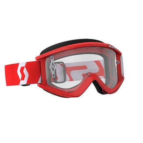 _Gafas Scott Recoil XI Rojo/Blanco | 2625961005 | Greenland MX_