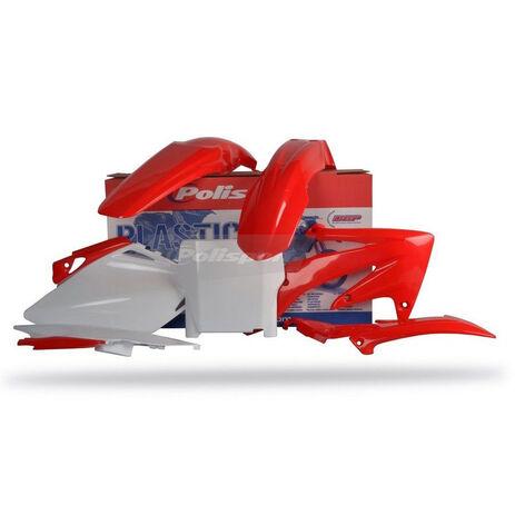 _Kit Plásticos Polisport Honda CRF 250 06-07 | 90115 | Greenland MX_