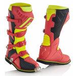 _Botas Acerbis X-Pro V Rojo/Amarillo | 0021596.346.00P | Greenland MX_