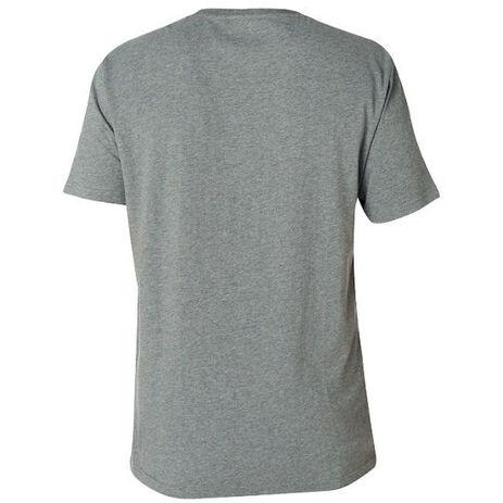 _Camiseta Fox Scrubbed Airline Gris | 21210-572-P | Greenland MX_
