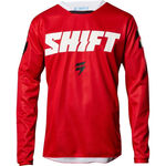 _Jersey Shift Whit3 Label Ninety-Seven Rojo | 19323-003-P | Greenland MX_