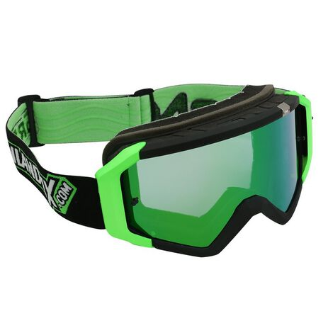 _Gafas Ethen Top GMX Negro/Verde | MX05GMXN | Greenland MX_