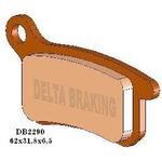_Pastillas de Freno Delta Delanteras KTM SX 65 02-... SX 85 03-11 Traseras SX 65 09-... SX 85 03-10 | DB2290 | Greenland MX_