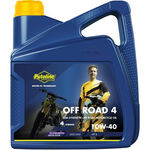 _Aceite Putoline 4T TM Off Road 4 10W-40 4 Litros | PT70392 | Greenland MX_