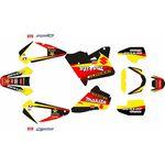 _Kit Adhesivos Completo Suzuki RM 85 00-.. Amarillo/Rojo | SK-SRM850019RKYRD-P | Greenland MX_