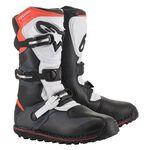 _Botas Alpinestars Tech-T Negro/Gris | 2004017-1130 | Greenland MX_