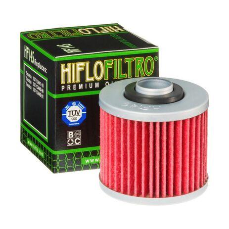 _Filtro de Aceite Hiflofiltro Yamaha XT 660 R/X 04-16 | HF145 | Greenland MX_