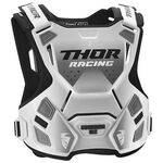 _Peto Thor Guardian MX  Blanco/Negro | 2701-0866-P | Greenland MX_