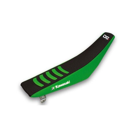 _Funda de Asiento Blackbird Double Grip 3 Kawasaki KX 85 01-13 | 1425H | Greenland MX_
