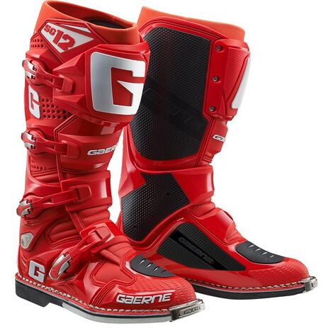 _Botas Gaerne SG12 Rojo   2174-085   Greenland MX_