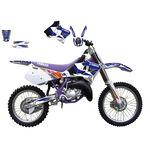 _Kit Adhesivos Blackbird Yamaha YZ 125/250 93-95 | 2236E | Greenland MX_