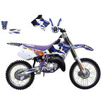 _Kit Adhesivos Blackbird Yamaha YZ 125/250 93-95   2236E   Greenland MX_