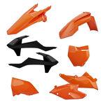 _Kit Plásticos Polisport KTM EXC/EXC-F 17-18 Naranja | 90707 | Greenland MX_