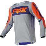 _Jersey Fox 360 Linc Gris/Naranja | 23914-230 | Greenland MX_