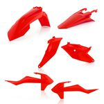 _Kit Plásticos Acerbis KTM SX 85 18-.. Gas Gas MC 85 21-.. Naranja Fluor | 0022932.014-P | Greenland MX_