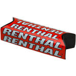 _Protector Manillar Renthal Fat Bar Rojo Team Issue Rojo | P274 | Greenland MX_