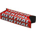 _Protector Manillar Renthal Fat Bar Rojo Team Issue Rojo   P274   Greenland MX_