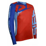 _Jersey Acerbis MX Seiya Special Edition Rojo/Azul | 0022871.344 | Greenland MX_