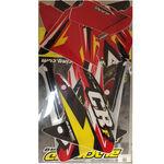 _Kit Adhesivos Blackbird Honda CRF 250 R 04-07 | BKBR-2135 | Greenland MX_