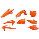 _Kit Plásticos Polisport KTM SX 125/144/250 SX-F 16-..SX 250 17-.. Naranja   90700   Greenland MX_