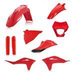 _Full Kit Plásticos Acerbis Gas Gas EC 250/300 21-.. EC 250/350 F 21-.. Rojo | 0024633.110-P | Greenland MX_