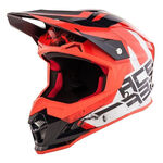 _Casco Acerbis Profile 4.0 Blanco/Rojo | 0022821.239 | Greenland MX_