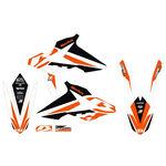 _Kit Adhesivos Blackbird Dream 4 Beta RR 2T/4T 13-17   2B03N   Greenland MX_