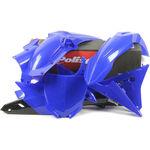 _Kit Plásticos Polisport Yamaha YZ 250 F 14-18 YZ 450 F 14-17 | 90671 | Greenland MX_