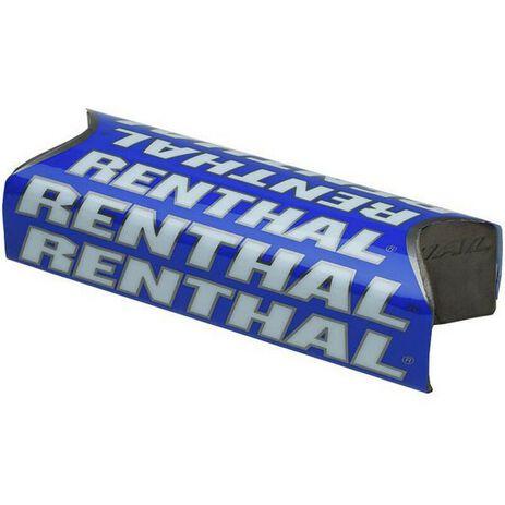_Protector Manillar Renthal Fat Bar Team Issue Azul   P281-P   Greenland MX_