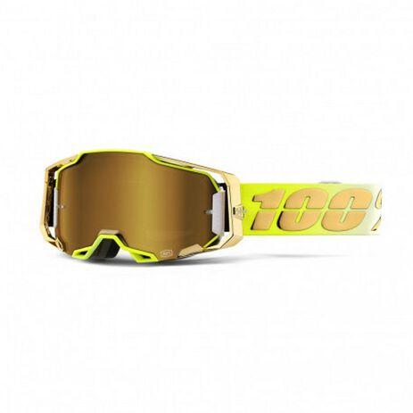 _Gafas 100% Armega Lentes Espejo Feel Good Oro   50721-253-01-P   Greenland MX_