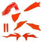 _Full Kit Plásticos Acerbis KTM EXC/EXC F 2020 Naranja 016 | 0024054.011-P | Greenland MX_