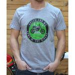 _Camiseta GMX Heritage Gris | PU-TGMXHRGY | Greenland MX_