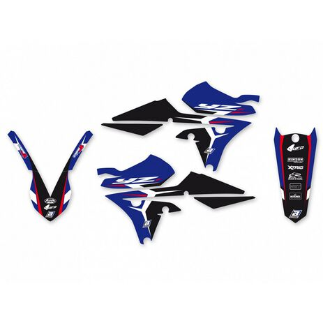 _Kit Adhesivos Blackbird Dream 4 Yamaha YZ 250/450 F 14-17 | 2243N | Greenland MX_