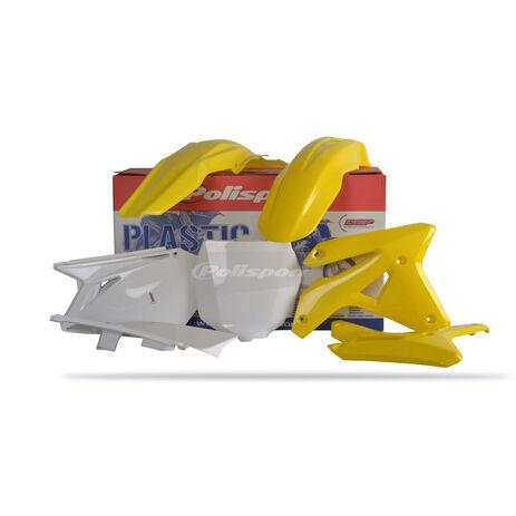 _Kit Plásticos Polisport Suzuki RMZ 450 2007   90124   Greenland MX_