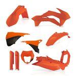 _Full Kit Plásticos Acerbis KTM EXC/EXC-F 14-15 Naranja | 0017204.010-P | Greenland MX_