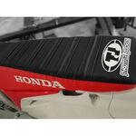 _Funda de asiento TJ Honda CRF 250 10-13 CRF 450 R 09-12 USA roja-negra con ribetes   ST0911CRFBTSR   Greenland MX_