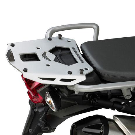 _Adaptador Posterior Específico en Aluminio Maleta Monokey Givi Triumph Tiger 800/800 XC/800 XR 11-17 | SRA6401 | Greenland MX_