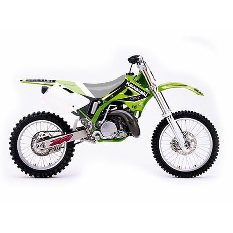 _Kit Adhesivos Blackbird Dream 4 Kawasaki KX 125/250 94-98 | 2410N | Greenland MX_