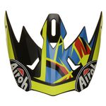 _Visera Recambio Infantil Airoh Archer Chief Azul Gloss | ARC18F | Greenland MX_