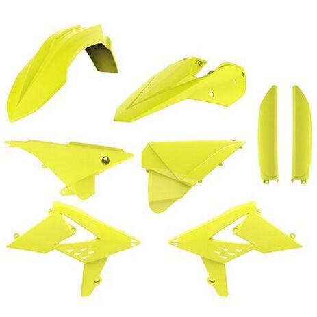 _Full Kit Plásticos Polisport Beta RR 2T/4T 13-17 Amarillo Flúor | 90739-P | Greenland MX_