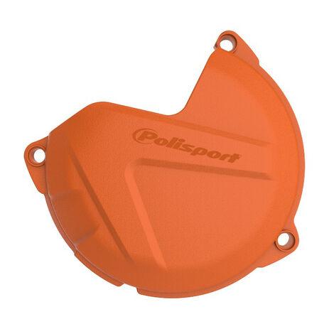 _Protector Tapa Discos Embrague KTM SX 125/150 16-18 KTM EXC 125/200 17-20 Naranja | 8460300002 | Greenland MX_