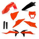 _Full Kit Plásticos Acerbis KTM EXC/EXC F 2020 OEM | 0024054.553-P | Greenland MX_