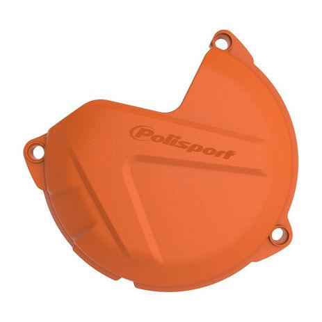 _Protector Tapa Discos Embrague KTM SX 125/200 09-15 EXC 125/200 09-16 Naranja | 8447900002 | Greenland MX_