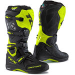 _Botas TCX COMP EVO Michelin Negro/Amarillo Flúor | 9661-YEFL-P | Greenland MX_