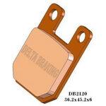_Pastillas de Freno Delta Delanteras Beta RR 50 Motard 09-12 Standard | DB2120 | Greenland MX_