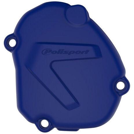 _Protector Tapa Encendido Polisport Yamaha YZ 125 05-18 Azul   8464400002   Greenland MX_