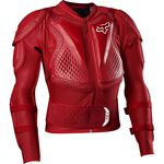 _Peto Integral Fox Titan Sport Rojo | 24018-122 | Greenland MX_